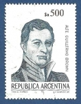 Stamps Argentina -  ARG Brown $a500