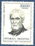 Sellos de America - Argentina -  ARG Brown 30000 (3)