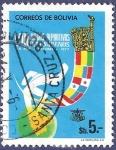 Sellos de America - Bolivia -  BOLIVIA VIII Juegos bolivarianos 5 (3)
