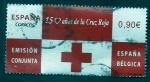 Stamps : Europe : Spain :  150 Aniver.Cruz Roja