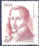 Sellos de America - Chile -  CHILE Básica Diego Portales 5 (1)