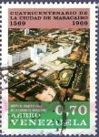 Sellos de America - Venezuela -  VENEZUELA Maracaibo 0,70 aéreo