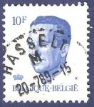 Stamps Belgium -  BEL Balduino I 10 /c (2)