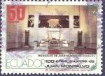 Sellos del Mundo : America : Ecuador : ECUADOR Aniv. Juan Montalvo 50 (2)