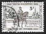 Sellos de Europa - Bélgica -  Dia del sello