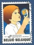 Sellos del Mundo : Europa : Bélgica : BÉLGICA Filatelia de la juventud 6