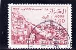 Stamps : Africa : Algeria :  PANORÁMICA DE CIUDAD