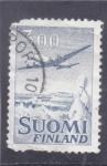 Stamps : Europe : Finland :  QUATRIMOTOR