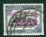 Sellos de Asia - Irak -  palacio