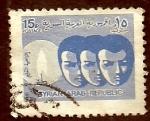 Sellos de Asia - Siria -  Personages