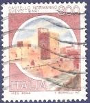 Sellos de Europa - Italia -  ITA Castello 300 (3)