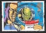 Stamps : Europe : United_Kingdom :  1738 - Dan Dare