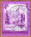 Sellos de Europa - Austria -  ALMSEE-ESTADO DE OBEROSTERREICH