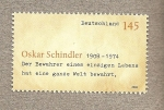 Stamps Europe - Germany -  Oscar Schindler