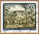 Stamps Austria -  STIFT VORAU-ESTADO DE STEIERMARK