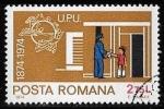 Sellos de Europa - Rumania -  Rumanía-cambio