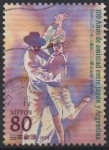 Stamps : Asia : Japan :  100  AÑOS  DE  LA  AMISTAD  JAPÓN  ARGENTINA