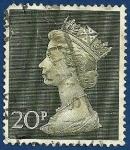 Sellos de Europa - Reino Unido -  UK Básica 20