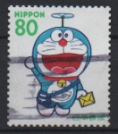 Stamps : Asia : Japan :  DORAEMON
