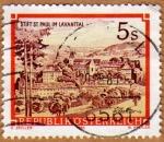 Stamps Austria -  STIFT ST. PAUL mi LAVANTTAL-ESTADO DE KÄRNTEN