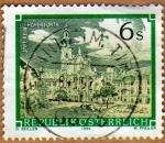Stamps Austria -  STIFT REIN HOHENFURTH-ESTADO DE STEIERMARK