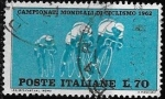 Sellos de Europa - Italia -  Italia-cambio
