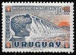 Sellos del Mundo : America : Uruguay : Uruguay-cambio