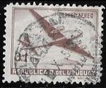 Stamps Uruguay -  Uruguay-cambio