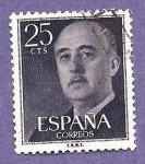 Stamps Spain -  INTERCAMBIO