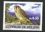Sellos del Mundo : America : Bolivia : Aves de Bolivia - Potosi