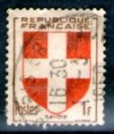 Sellos del Mundo : Europa : Francia : 836-Escudos de provincias