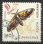 Stamps : Europe : Romania :  2867/28