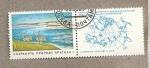 Stamps Russia -  Tierras del ártico