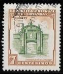 Sellos de America - Uruguay -  Uruguay-cambio