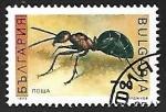 Sellos del Mundo : Europa : Bulgaria : Hormiga Rufa