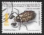 Sellos del Mundo : Europa : Checoslovaquia : Polyphylla fullo