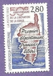 Stamps France -  INTERCMBIO