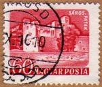 Sellos de Europa - Hungría -  Sárospatak-Borsod-Abaúj-Zemplén-HUNGRIA