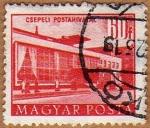Stamps Hungary -  CSEPELI POSTAHIVATAL-[OFICINA DE CORREOS DE CSEPELI]