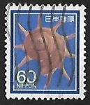 Sellos de Asia - Japón -  Caracol