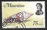 Stamps : Africa : Mauritius :  Caracol