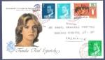 Sellos de Europa - España -  SOBRE matasellado Exposición Filatelia 1984
