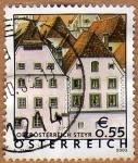 Stamps Austria -  CUBIERTAS DE STEYR-ESTADO DE OBEROSTERREICH