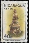 Stamps Nicaragua -  Nicaragua-cambio