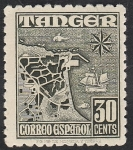 Sellos de Africa - Marruecos -  Tánger - 157 - Paisaje