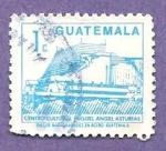 Stamps : America : Guatemala :  INTERCAMBIO