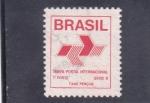 Sellos de America - Brasil -  TARIFA POSTAL