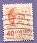 Sellos del Mundo : America : México : INTERCAMBIO