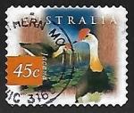 Stamps Australia -  Jacana
