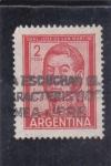 Sellos del Mundo : America : Argentina : Gral. José de San Martín